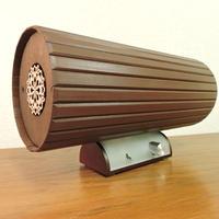 アンプ内蔵型波動スピーカー SLAショコラ/バニラ