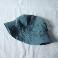 "bocodeco ""Ramie W-Face Hat"" / ボコデコ""ラミーダブルフェイスハット"" (コバルトブルー)"
