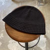 "RACAL ""Knit Metro Hat"" / ラカル""ニットメトロハット"" (チャコール )"