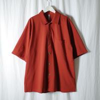 """HEALTH """"Summer Shirts #4"""" / ヘルス """"カットソーシャツ"""" (オレンジ)"""