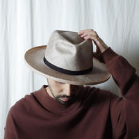 """RACAL """"Kenma Hat"""" / ラカル""""ケンマハット"""" (ベージュ)"""