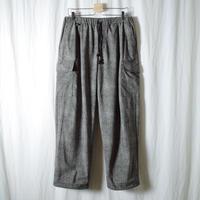 """HEALTH """"Easy Pants #7"""" / ヘルス """"イージーカーゴパンツ"""" (杢ブラック)"""