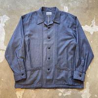 """■お問い合わせ商品■ Marvine Pontiak Shirt Makers """"Drizzler SH"""" (インディゴカルゼ)"""