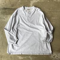 """■お問い合わせ商品■ gourmet  jeans """"HENRY L/S""""(ライトグレー)"""