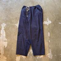 """■お問い合わせ商品■ Marvine Pontiak Shirt Makers """"Pajama Pants"""" (ネイビーストライプ)"""