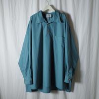 """■お問い合わせ■Marvine Pontiak Shirt Makers """"Auggie P/O  SH"""" (アオミドリ)"""