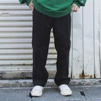"Sandinista ""B.C. Chino Pants - Wide"" (ブラック)"