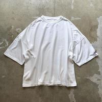 "VOTE MAKE NEW CLOTHES ""P.E. Tee"" / ヴォートメイクニュークローズ ""P.E.Tシャツ""(ホワイト)"