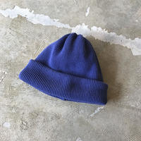 "crepuscule ""knit cap"" / クレプスキュール ""ニットキャップ"" (ブルー)"