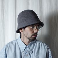 "RACAL ""Thermo Washi Hat"" / ラカル""サーモ和紙ハット"" (チャコール )"