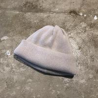 "crepuscule ""knit cap"" / クレプスキュール ""ニットキャップ"" (ベージュ)"