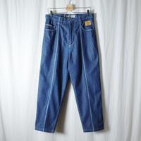 """■お問い合わせ■gourmet  jeans """"LOCK STITCH""""(インディゴ)"""