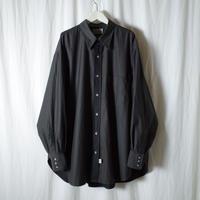 """■お問い合わせ■Marvine Pontiak Shirt Makers """"Regular Collar 3 Button  SH"""" (スミクロ)"""