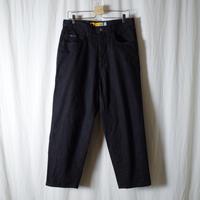 """■お問い合わせ■gourmet jeans """"FLETCHER"""" (ブラック)"""