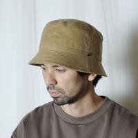 """RACAL """"Downbrim Hat"""" / ラカル""""ダウンブリムハット"""" (ベージュ)"""