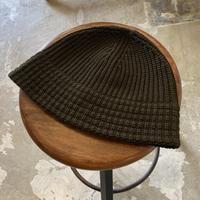 "RACAL ""Knit Metro Hat"" / ラカル""ニットメトロハット"" (オリーブ)"