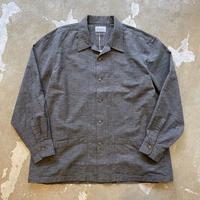 """■お問い合わせ商品■ Marvine Pontiak Shirt Makers """"Drizzler SH"""" (ブラウン)"""