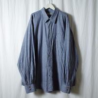 """■お問い合わせ商品■ gourmet  jeans """"stripe shirts""""(インディゴストライプ )"""