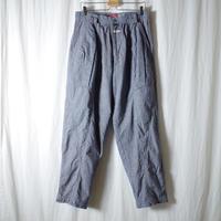 """■お問い合わせ■gourmet  jeans """"snap bush"""" (ピンチェック)"""