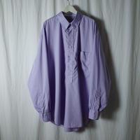 """■お問い合わせ商品■ Marvine Pontiak Shirt Makers """"B.D. P/O SH"""" (ラベンダー)"""