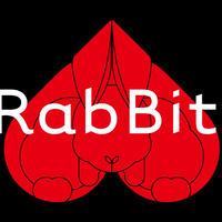 IRabBitsロゴ&シンボルステッカー