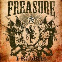 2nd Full Album『FREASURE』