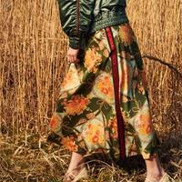 BELPER  ORIGINAL PRINTED SKIRT    1112-1519