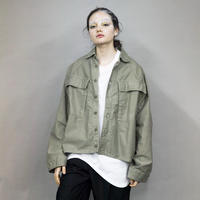 my beautiful landlet GERMAN ARMY SHIRT BLOUSON WM04-SH211041