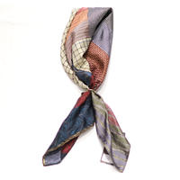 clamp | ACC-01 | Vintage Silk Scarf l