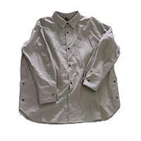 SHINYAKOZUKA  CLASSIC SHIRT  2101SK17 (MUD)