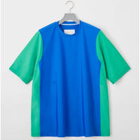 FUMITO GANRYU  Rash Guard Rebuilt XXL T-shirt Blue ×Green Fu5-Cu-06