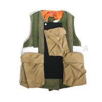 Leh Quilting Rescue Vest (Khaki) LEH-774