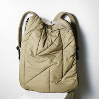 macromauro  HK-08 BACKPACK L beige