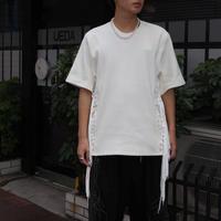 MASU    PLANT SWEAT T-SHIRT(WHITE)