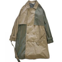 JieDa SWITCHING TRENCH COAT (BEI) Jie-19W-JK02-B