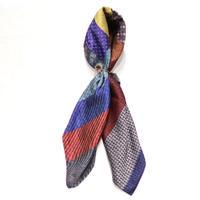 clamp | ACC-01 | Vintage Silk Scarf f