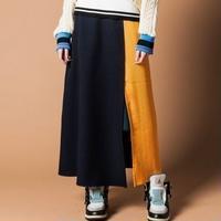 NON TOKYO / マキシプリーツスカート  / NON-18A-7-025