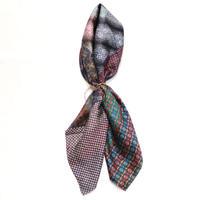 clamp | ACC-01 | Vintage Silk Scarf  i
