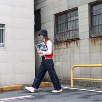 osakentaro   stitch denim pants    2004047