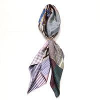 clamp | ACC-01 | Vintage Silk Scarf h