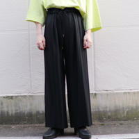 再入荷!! IAAAM別注  BANSAN  for Men  Pleat straight pants