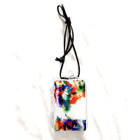 macromauro PAINT SHOULDER WALLET normal