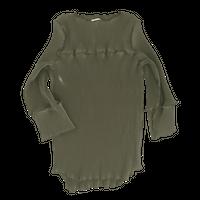 kotohayokozawa pleats mini dress | TD20A-OP