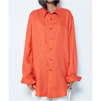"P.E.O.T.W AG  OPEN BACK SHT ""P.W""  S-030-006 (ORANGE)"