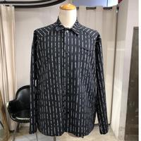 HAiK w/ | workman shirt | 18SSSHI.002.17