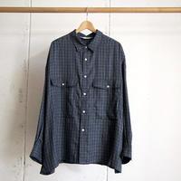 Wonderland  check shirts WL21SS-SH05