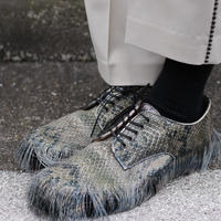 doublet  FRINGE EMBROIDERY SHOES 21SS46FT40