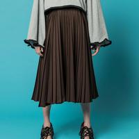 NON TOKYO | west gimmick pleats skirt | NON-19A-7-022
