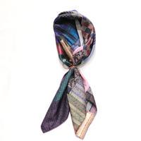 clamp | ACC-01 |Vintage Silk Scarf  g