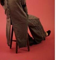 BANSAN Mix jacquard pants | BSAW19-KP002